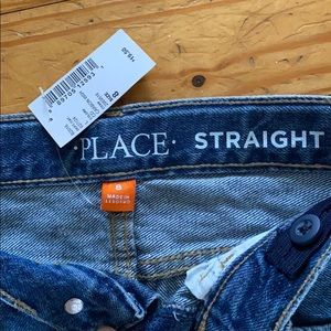 Boys straight cut jeans NWT from Children's Place